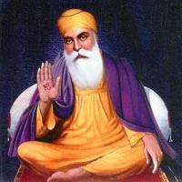 Guru Nanak-Spiritual Wall Clock-Shetra