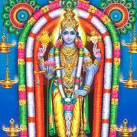 Guruvayrappa-Spiritual Wall Clock-Shetra
