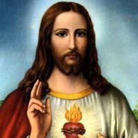 Jesus-Spiritual Wall Clock-Shetra