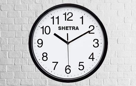 Spiritual Wall Clock-shetra